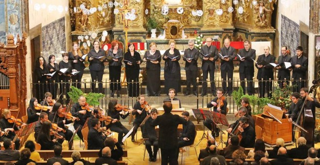 Concert Ars Musicae i Poema Harmònic
