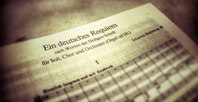 Concert comentat de Un rèquiem alemany de Brahms i cap de setmana a Cala Millor