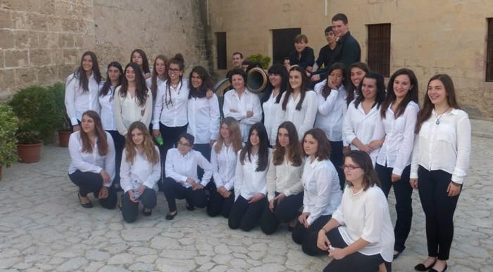 Concert al Castell Sant Carles. Juny 2014