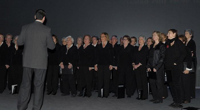 Concert de Nadal de la UIB, 2013