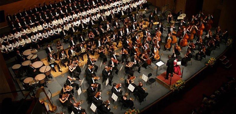 """7è concert de temporada de l'OSB. Simf. 2 """"Ressurrecció"""" (G. Mahler)"""