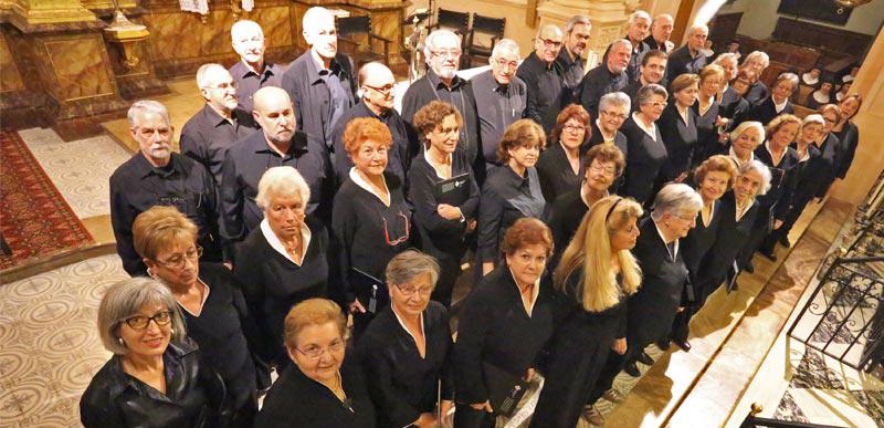 """""""La pasión de Cristo"""". Concert benèfic a favor de Mallorca sense fam"""