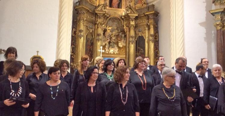 Concert 7 de novembre, Cor de Mestres Cantaires