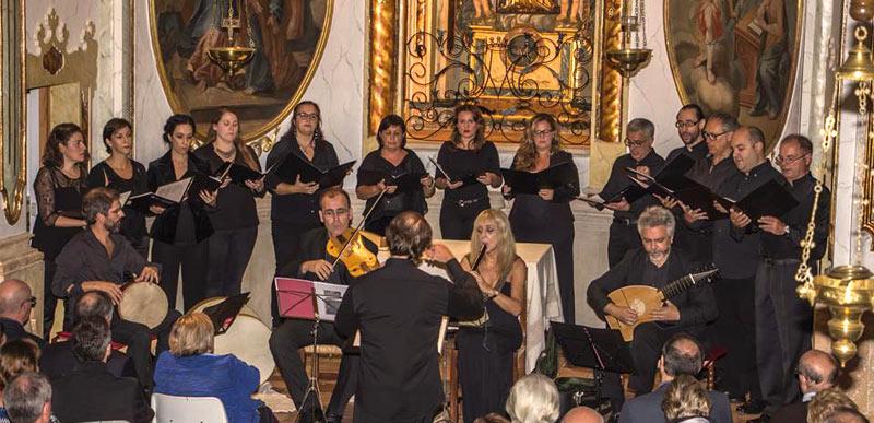 Assaig obert de la Missa en si menor de J.S. Bach