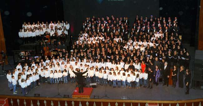 """Concert """"Tots per Nadal"""""""