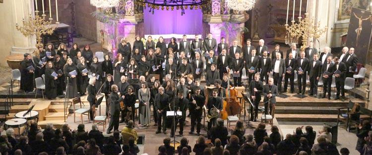 III Concert de Quaresma: Missa en si menor J.S. Bach