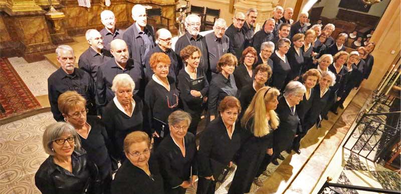 Cap Nadal sense nadales, concert Cor de Majors de la UIB