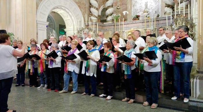 Concert del Cor de Majors de la UIB a Felanitx