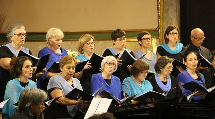 Concert del Cor de Mestres Cantaires i el Cor de Cardedeu