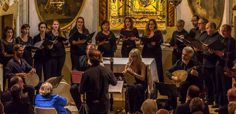 Concert emmarcat en la XIX Fira Medieval d'Eivissa