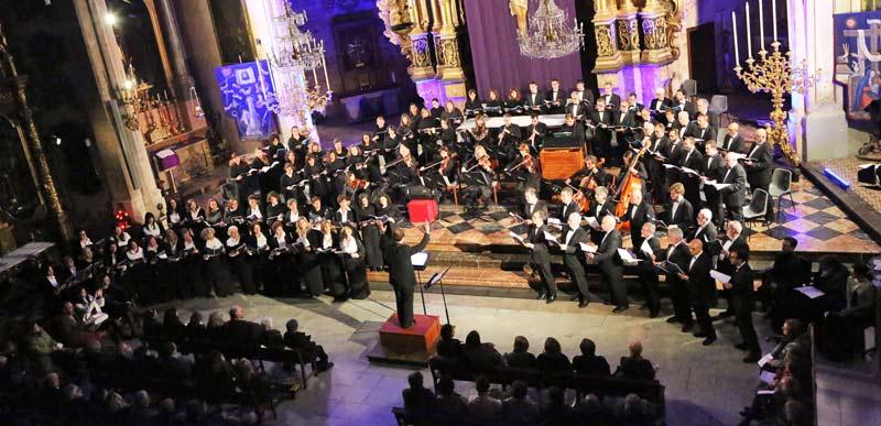 5è concert de temporada de l'OSB Orquestra Simfònica de les Illes Balears i Coral Universitat de les Illes Balears – Simfonia núm. 9 (L. V. Beethoven)