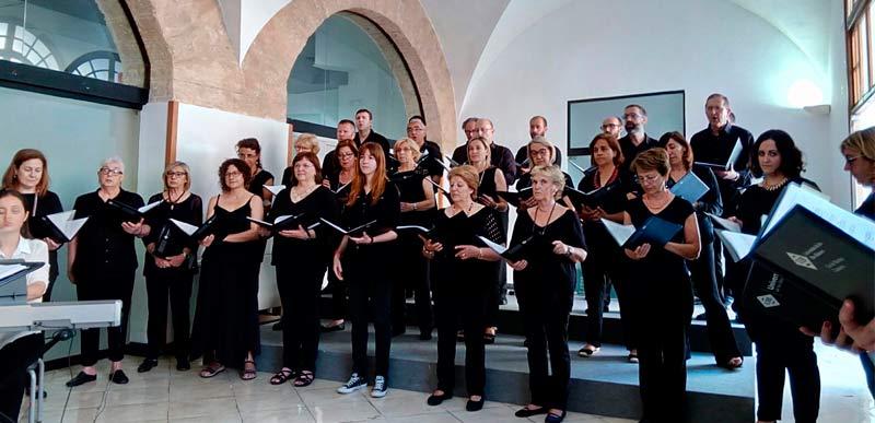 Concert del Cor de Mestres Cantaires de la UIB