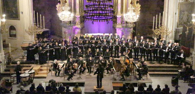 Missa en si menor de Bach – CUIB i OSB