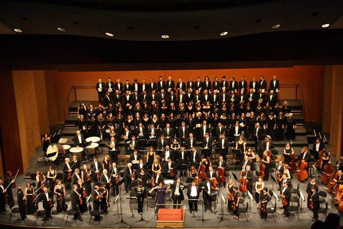 """Catorzè concert de temporada OSIB. """"Elies"""" de F. Mendelssohn"""