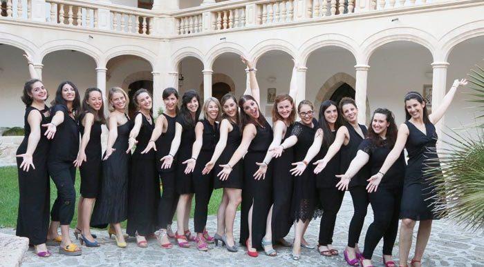 Concert de final de curs – Cor de Dones de la UIB