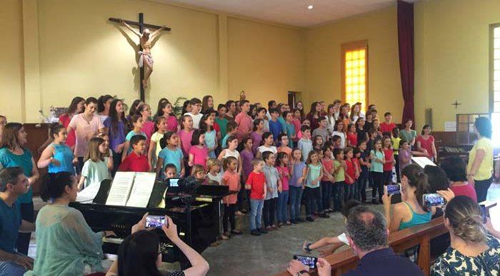 Concert de final de curs – Corals Infantils