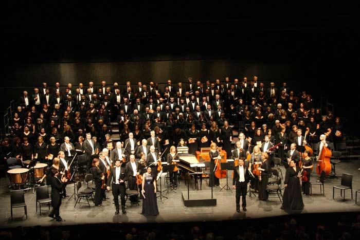 """Vuitè concert de temporada OSIB. """"Passió segons sant Mateu"""" de J. S. Bach"""