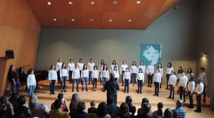 Viatge de la Coral Onzequinze a Sant Cugat