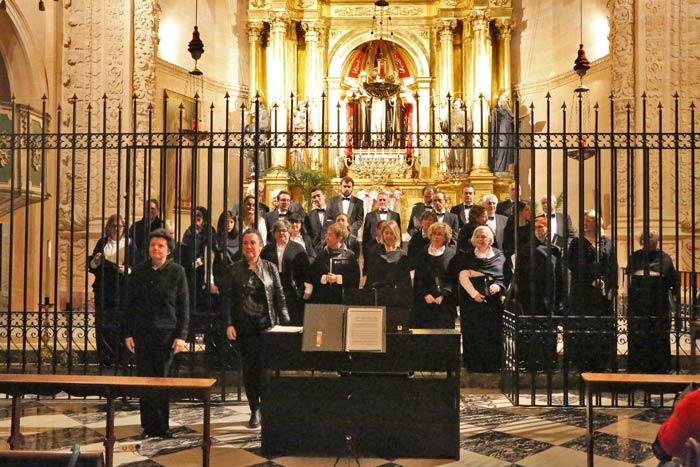 Concert de Nadal a Santa Clara
