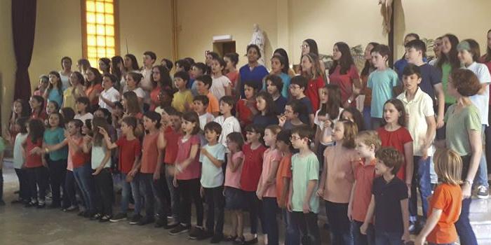 Presentació concert final de curs Corals Infantils de Joventuts Musicals de Palma