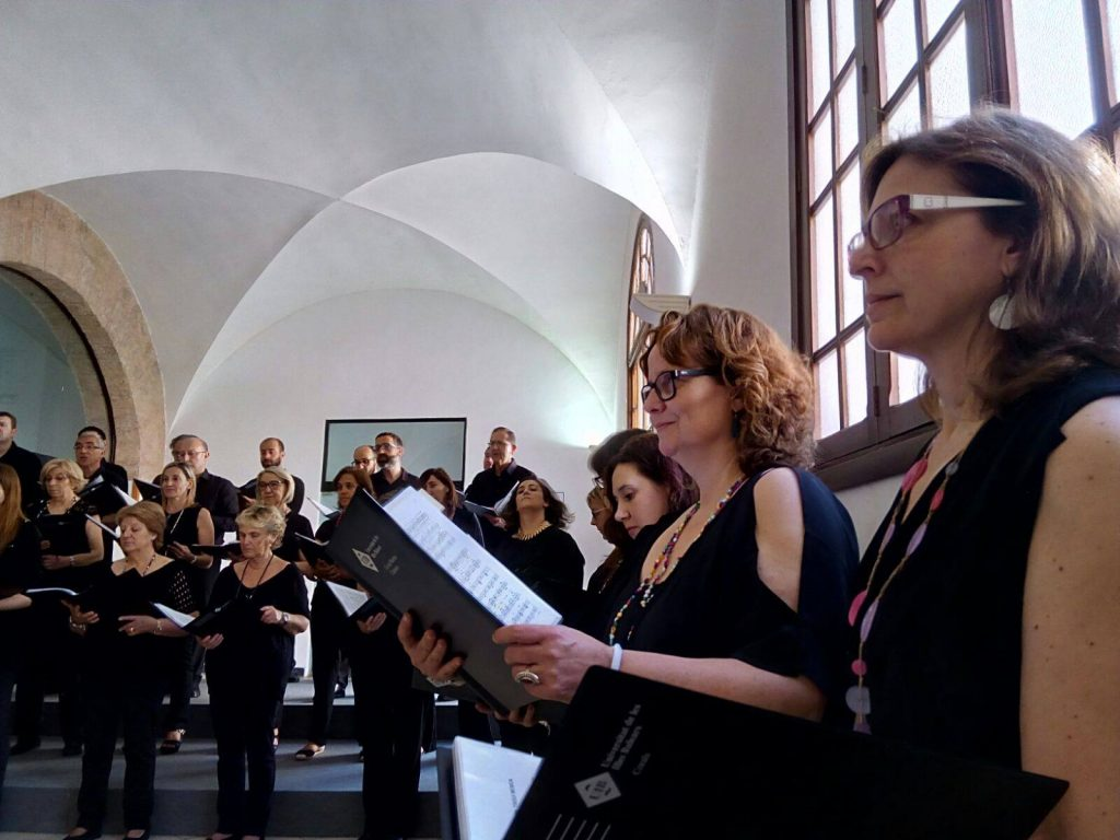 Concert en memòria d'Aina Sansó