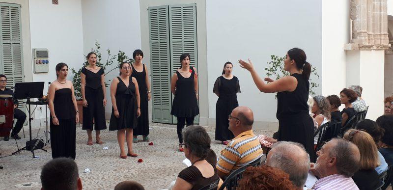 """Concert """"Paraula clau"""" Cor de Dones de la UIB – Museu de Mallorca"""