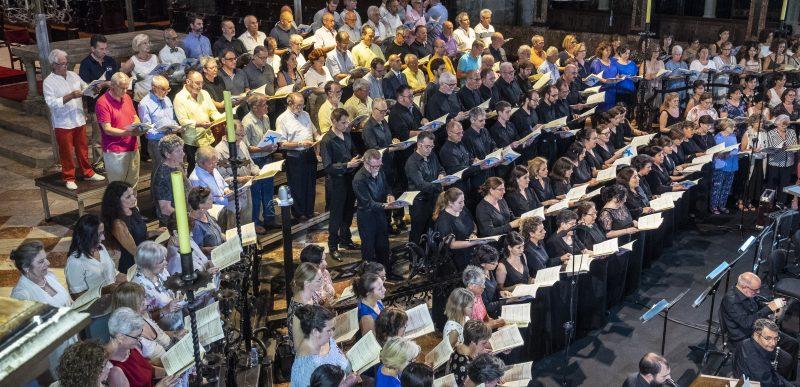 """Concert participatiu Obra Social """"la Caixa"""" – """"Glòria"""" de Vivaldi"""