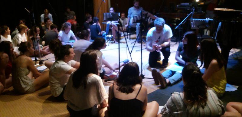 """""""Irene i la terra adormida"""" amb la Coral Juvenil  de Joventuts Musicals de Palma"""