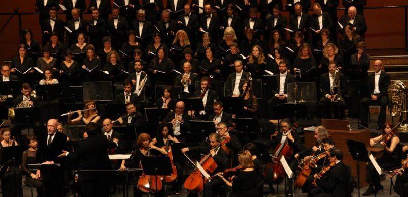 Tercer concert de temporada de l'OSIB amb Coral UIB