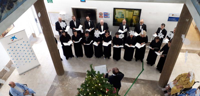 Cap Nadal sense nadales. Concert CUIB Hospital Joan March