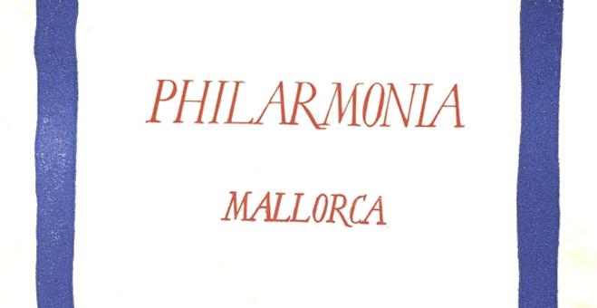 Philarmonia: revista internacional de música i de bells viatges