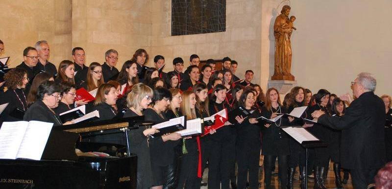 Concert Cor de Pares i Mares de la UIB – 15 març 2014