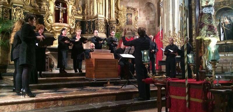 Concerts Poema Harmònic. Setmana Santa, abril de 2014
