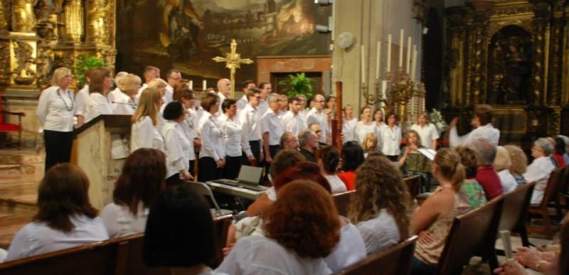 Concert Solidari per al Casal Petit de les Germanes Oblatas