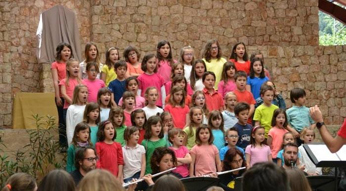 Concert de les Corals Infantils de Joventuts Musicals de Palma