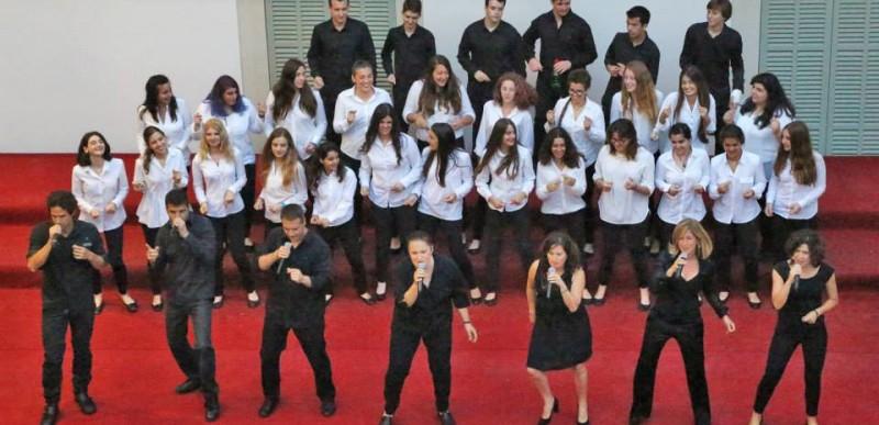 Concert de la Coral Juvenil de Joventuts Musicals de Palma i el Cor de Pares i Mares