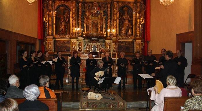 Concert Poema Harmònic. Església la Concepció, Palma