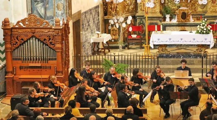 Concert de Nadal de Poema Harmònic al Convent Sant Bernardí