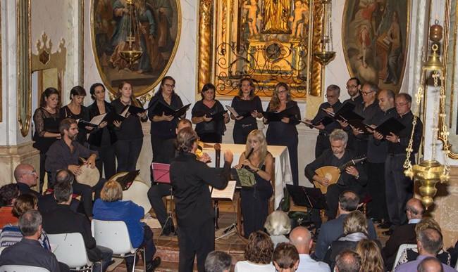 Poema Harmònic. Nits Culturals al Santuari de Gràcia 2015