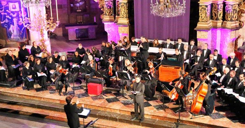 III Concert de Quaresma: Missa en si menor de J. S. Bach.