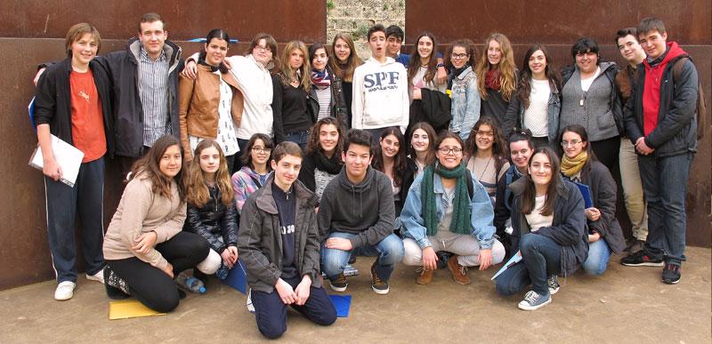 Intercanvi de la Coral Juvenil de Joventuts Musicals de Palma amb el Coro Joven de la Sinfónica de Galicia