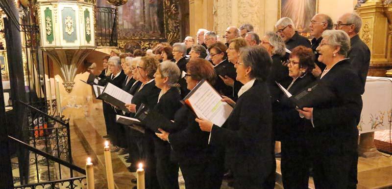 Concert del Cor de Majors de la UIB i el Cor de Son Espases