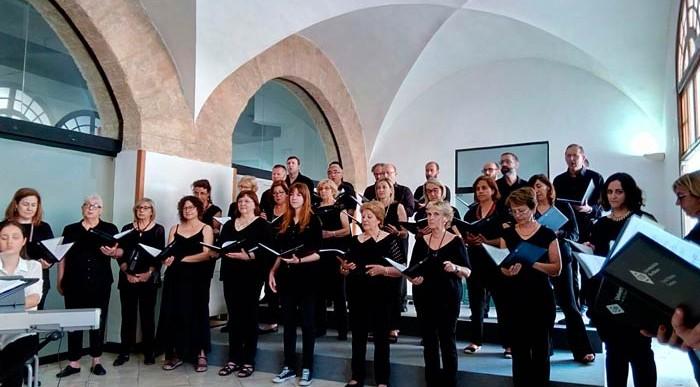 Concert del Cor de Mestres Cantaires de la UIB (Hospital General)