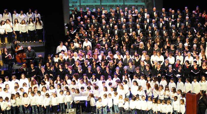 """Concert de Nadal de les Corals de la UIB – """"Un Nadal de cinema"""""""