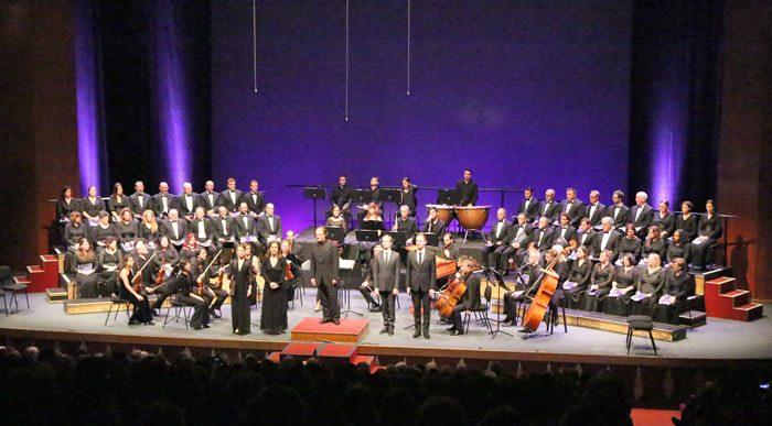 I Concert del Bach Cycle: impressions des de platea