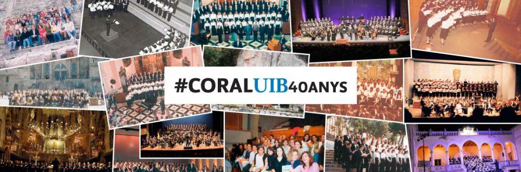 40 ANYS DE CORAL UNIVERSITÀRIA / CORAL UNIVERSITAT DE LES ILLES BALEARS (CUIB) (IV)