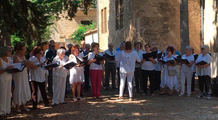 Concert del Cor de Majors de la Universitat de les Illes Balears