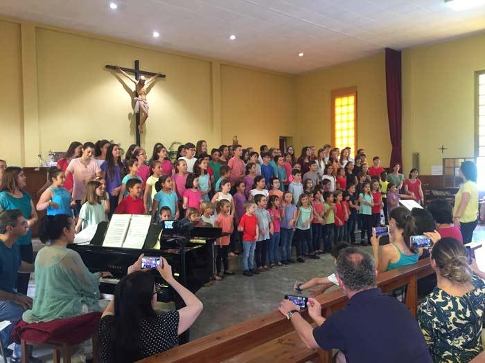 Concert de final de curs de les Corals Infantils de Joventuts Musicals de Palma