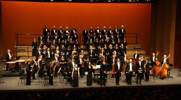 """""""Missa en si menor"""" de J.S. Bach"""
