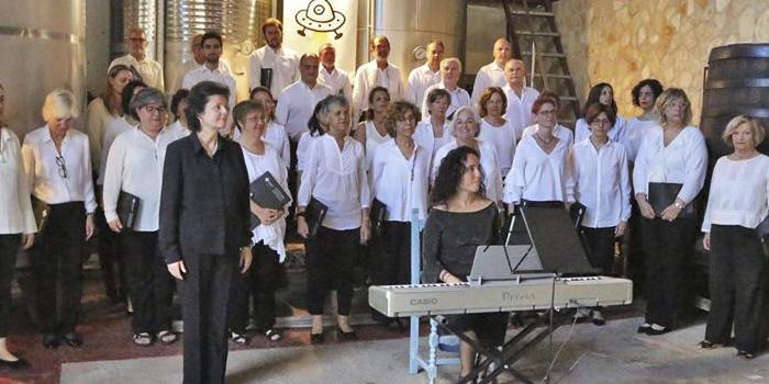 Orfeó UIB a Bodegues Alba Flor-Vins Nadal